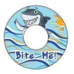 Shark Swim ring