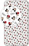 Disney Minnie Fitted Sheet 90*200 cm