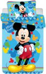 Disney Mickey Child Bedlinen (small) 100×135 cm, 40×60 cm