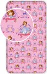 Disney Sofia Fitted Sheet 90*200 cm
