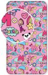 Masha and the Bear Fitted Sheet 90*200 cm