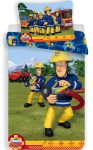 Fireman Sam Child Bedlinen (small) 100×135 cm, 40×60 cm