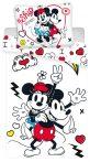 Disney Minnie Child Bedlinen 140×200 cm, 70×90 cm