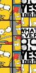 The Simpsons Beach towel 70*140 cm