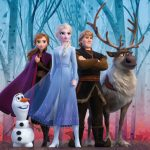Disney Frozen Pillowcase 40*40 cm