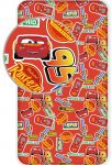 Disney Cars Fitted Sheet 90*200 cm