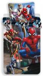 Spiderman Child Bedlinen 140×200 cm, 70×90 cm