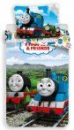 Thomas and Friends Child Bedlinen 140×200 cm, 70×90 cm