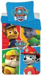 Paw Patrol Child Bedlinen (small) 100×135 cm, 40×60 cm