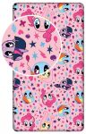 My Little Pony Fitted Sheet 90*200 cm