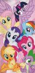 My Little Pony Beach towel 70*140 cm