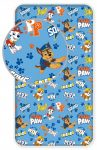 Paw Patrol Fitted Sheet 90*200 cm