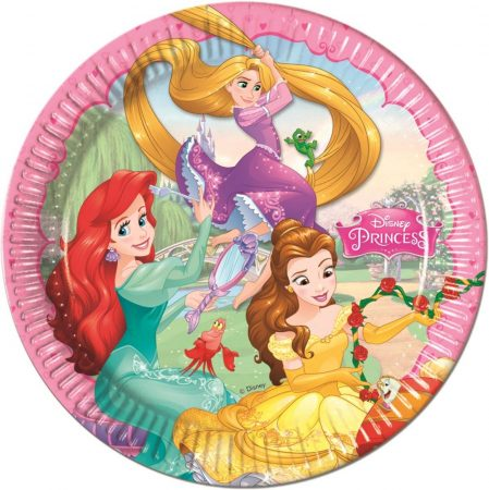 Disney Princess Paper Plate (8 pieces) 23 cm - Javoli Disney Licensed  Online Store 74aedb2ac1