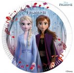 Disney Frozen II Paper Plate (8 pieces) 19,5 cm