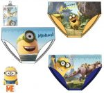 Minions Child Briefs 3 pieces/package