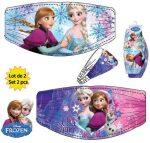 Disney Frozen, Jégvarázs 2 db-os Hajpánt szett