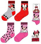 Disney Minnie Child Socks 23-34
