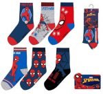 Spiderman Child Socks