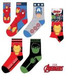 Avengers Child Socks 23-34