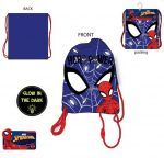 Spiderman (Grow in the Dark) Sport bag,Gymbag  37,5 cm