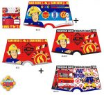 Fireman Sam Child Underpants (boxer) 2 pieces/package