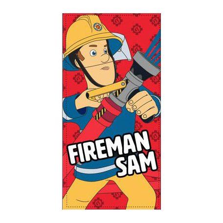 FIREMAN SAM SAVING THE DAY TOWEL 100/% COTTON POLISH DESIGN