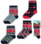 Disney Cars Child Socks 23-34