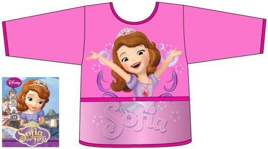 Disney Sofia Painting Cloak - Javoli Disney Licensed Online Store f97449a3b6