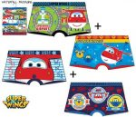 Super Wings Child Underpants (boxer) 2 pieces/package