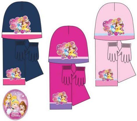 Disney Princess Child Hat + Scarf + Gloves set - Javoli Disney Licensed  Online Store c612dbee52