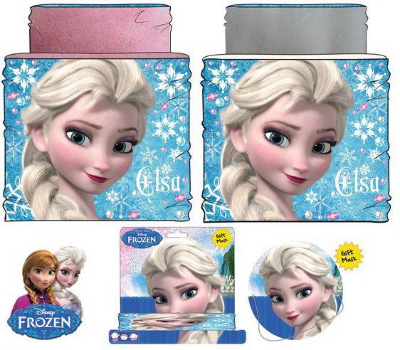 Disney Frozen Child Snood Scarf Javoli Disney Licensed
