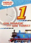 Thomas and Friends A/5 lined notebook 16 Pages
