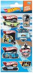 Hot Wheels Stickers (8 pieces)
