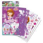 Disney Sofia Stickers and Decoration Template set