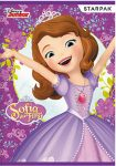 Disney Sofia A/5 Lined notebook 16 Pages