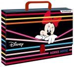 Disney Minnie A/4 Irattartó táska fogantyúval
