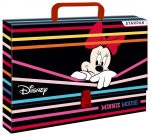 Disney Minnie A/4 File Bag with handle
