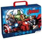 Avengers A/4 File Bag with handle