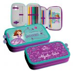 Disney Sofia Pencilcase (filled, 2 levels)