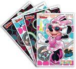 Disney Minnie Clip-on sheets A5