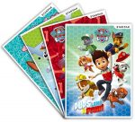 Paw Patrol Clip-on sheets A5