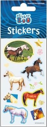 Lovas Sticker with Silver Decoration