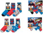 Superman Child Socks