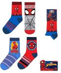 Spiderman Child Socks 23-34