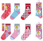 Disney Princess Child Socks 23-34