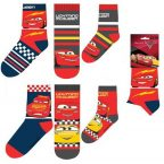 Disney Cars Child Socks 23-34