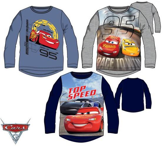 c8bef2a6d6 Disney Cars Child T-shirt long sleeve 3-8 year - Javoli Disney ...