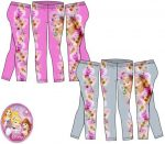 Disney Princess Child Leggings 2-6 year