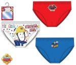 Fireman Sam Child Underwear 3 pieces/package