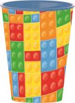 Bricks, Lego Plastic Cup 260 ml
